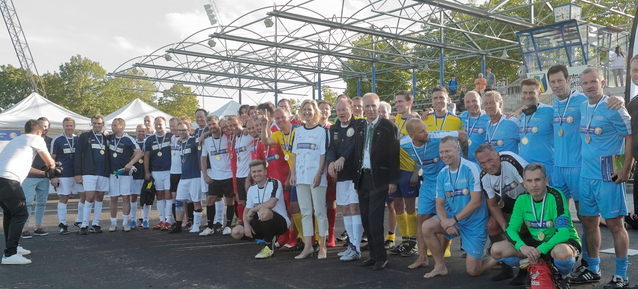 Rotary Fußball Charity